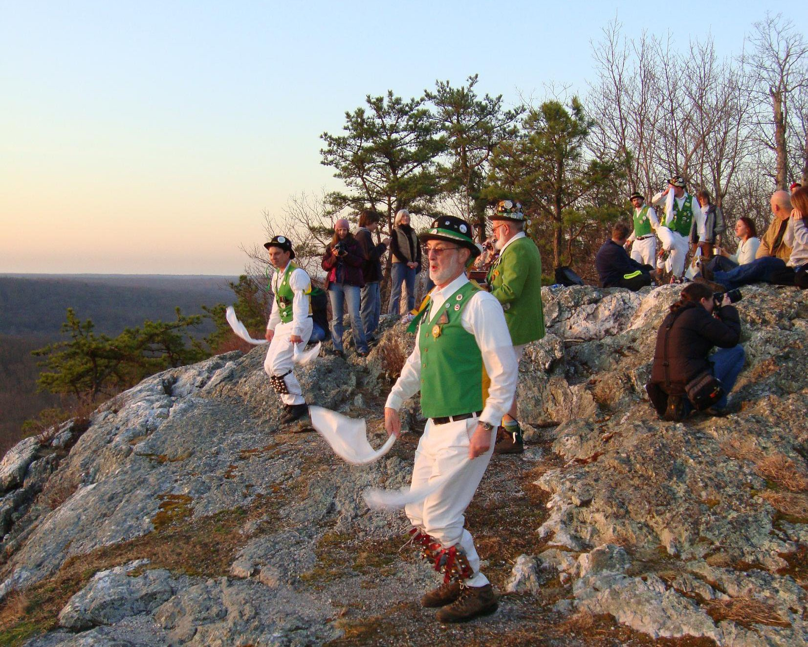 dance on lantern hill